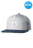 EMERICA Standard Issue Snapback Cap grey/navy