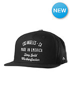 EMERICA Stay Gold Snapback Cap black