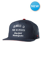 EMERICA Stay Gold Snapback Cap navy