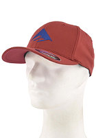 EMERICA Triangle 3.0 Flexfit Cap maroon