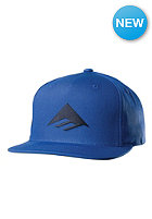 EMERICA Triangle Snapback Cap royal