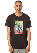 EMERICA Vixen S/S T-Shirt black