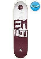 EMILLION Deck 50/50 8.0 aubergine