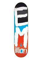EMILLION Deck Cobra II 8.0 red