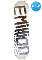 EMILLION Deck Logo DYE 8.125 brown
