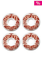 EMILLION Wheels Go Skate 53mm white/red