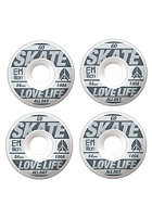 EMILLION Wheels Go Skate 54mm white/grey
