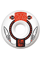 EMILLION Wheels Moon Safari 54mm red