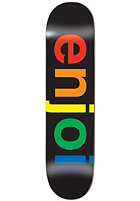 ENJOI Deck Team Spectrum Black 8.00 one colour