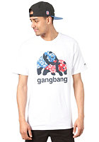 ENJOI Gangbang S/S T-Shirt white