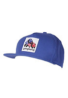 ENJOI Gangbang Snapback Cap blue