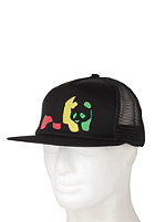 ENJOI Jamaican Me Crazy Trucker Cap black