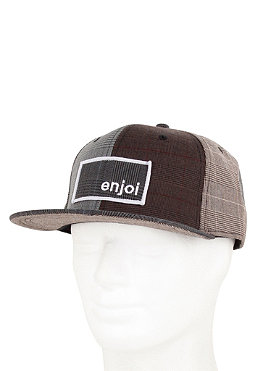 ENJOI Karma Chameleon Cap plaid