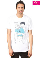 ENJOI Mom Loves Me S/S T-Shirt white