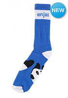 ENJOI Panda Feet Socks blue