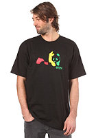 ENJOI Rasta Panda S/S T-Shirt black
