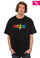 ENJOI Spectrum S/S T-Shirt black