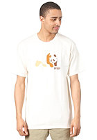 ENJOI Tonal Panda S/S T-Shirt cream