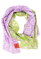 ERFURT Double Print Scarf velvet morning