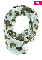 ERFURT Gauge Skulls Scarf morning mist