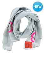 ERFURT W. Patch Scarf silver grey