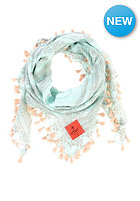 ERFURT Womens Pure Cotton With Embroidery Scarf morning mist