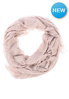 ERFURT Womens Silver Printed Scarf croissant