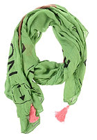 ERFURT Womens Vintage Rock Scarf grass