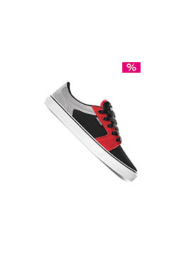 ETNIES Barge LS black/grey/red