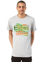 ETNIES Blendy S/S T-Shirt grey/heather