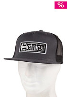 ETNIES Boxton Trucker Hat dark grey