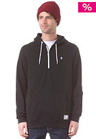 ETNIES Classic 1/4 Hooded Zip Sweat black