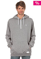 ETNIES Classic 1/4 Hooded Zip Sweat grey/heather
