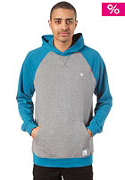 ETNIES Classic P/O Hooded Sweat aqua