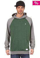 ETNIES Classic P/O Hooded Sweat forrest