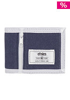 ETNIES Classic Zip Wallet harbor blue