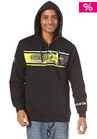 ETNIES Comp Stripe Hooded Zip Sweat black