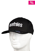 ETNIES Corporate 3 Flexfit Cap black/white