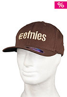 ETNIES Corporate 3 Flexfit Hat brown/tan
