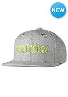 ETNIES Corporate Outline Snapback Cap grey/heather