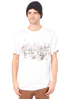 ETNIES Crossing S/S T-Shirt white