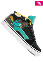 ETNIES Disney Kids Rvm Vulc Shoe black/blue/grey