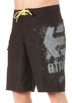 ETNIES Drivers Seat Boardshorts black/green/gold