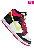 ETNIES Dunk High white/volt/black/fireberry