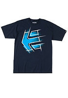 ETNIES Fade Out S/S T-Shirt navy