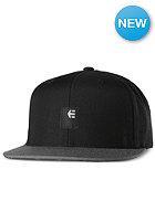 ETNIES Half Dome Snapback Cap black