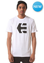 ETNIES Icon 14 S/S T-Shirt white/black