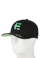 ETNIES Icon 5 Flexfit Cap black/green/black