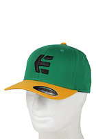 ETNIES Icon 5 Flexfit Cap green/gold