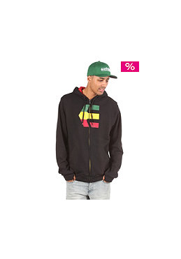 ETNIES Icon Fill Hooded Zip Sweat black